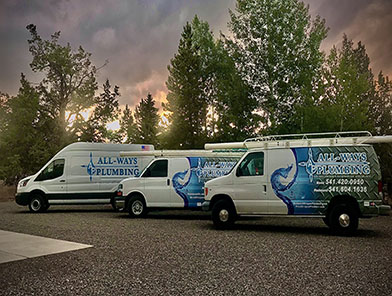 Redmond Oregon Plumber 541-420-0950